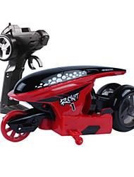 JJRC 1:12 Gas RC Car Red Ready-To-Go Remote Control Car