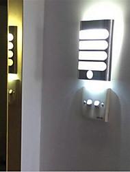 DC5V USB de carregamento de metal criativo levou noturna sensor infravermelho