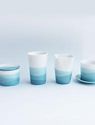 Novelty Drinkware, 200 ml BPA Free Ceramic Coffee Milk Coffee Mug Travel Mugs
