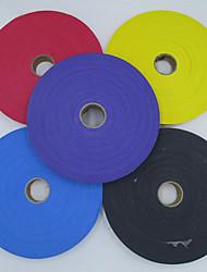 50 m pu le tennis de tennis de prise de badminton de badminton lunghe verde blu alto nero vari colori l416