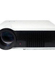 Led-106 Projector Home 3D Projector HD SVGA (800x600) Support 1080P