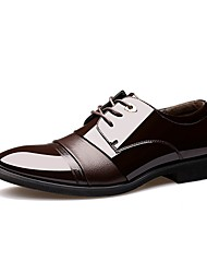 Men's Oxfords/Business Style/2017/New/Comfort/Office & Career/Casual/Lace-up/Black/Brown