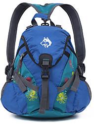 15 L Randonnée pack sac à dos Camping & Randonnée Escalade Sport de détente Ecole Extérieur Utilisation Sport de détenteEtanche Résistant