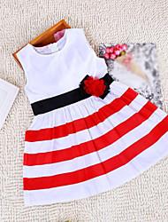 Kid's Dress , Cotton Blend Cute Samgamibaby