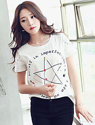 local! registe vento faculdade 2017 primavera e verão novo de mangas curtas t-shirt mulheres 2