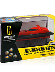 Speedboat 环奇XMX Racing RC Boat Brush Electric 4 2.4G 2 Red Green Pink Yellow