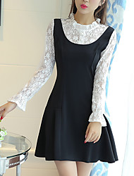 Sign 2017 new lace dress