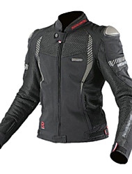 Jacket Nylon All Season Breathable Windproof Motorcycle Kidney Belts