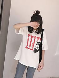 знак письма портрет напечатанный вокруг шеи футболку хеджирование