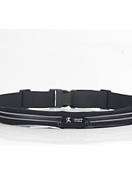 Bolsas de Deporte Bolsa de cinturón Impermeable A prueba de lluvia Cremallera a prueba de agua A prueba de polvo TranspirableBolsa de