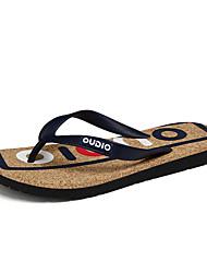 Men's Slippers & Flip-Flops Spring Summer Fall Comfort Light Soles  Outdoor Casual Flat Heel  Walking Shoes
