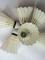 1 Pièce Badminton Volants à Plumes Etanche Durable pour Plume de canard