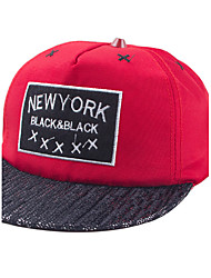 Spring And Summer Leisure Outdoor Letter Embroidery Climbing Tourism Baseball Flat-brimmed hat