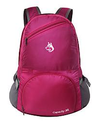 30 L рюкзак Отдыхитуризм Активный отдых Водонепроницаемый Дожденепроницаемый Водонепроницаемая застежка-молния Защита от пылиЗеленый