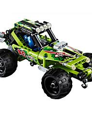 Bausteine Für Geschenk Bausteine Model & Building Toy Auto Plastik 2 bis 4 Jahre 5 bis 7 Jahre 8 bis 13 Jahre 14 Jahre & mehr Grün