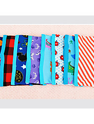 Dog Coat / Socks Multicolor Dog Clothes Winter / Summer / Spring/Fall Stripe Cute / Sports / Fashion / Casual/Daily