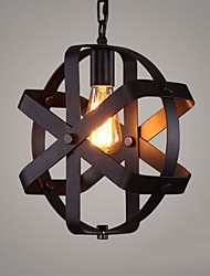 Flush Mount ,  Modern/Contemporary Traditional/Classic Rustic/Lodge Retro Lantern Drum Country Globe Bowl Vintage Others Feature for Mini
