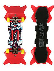 Mini Skateboards & Bikes Leisure Hobby Skate ABS Plastic Red For Boys For Girls