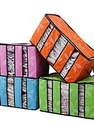 Storage Boxes Storage Bags Storage Units Textile withFeature is Open  For Underwear Cloth Quilts Clothing Storage Box