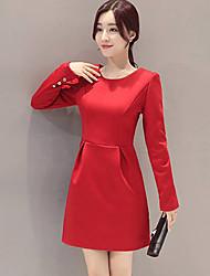 sinal 2017 modelos primavera mulheres plus vestido de veludo grossas de ocupação magro