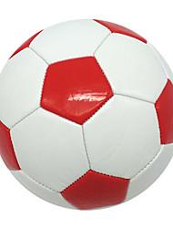 Soccers(Weiß Rot,PVC) - für Hochelastisch Dauerhaft