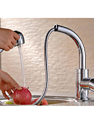 Pull-out Kitchen Faucet  Kitchen Faucet Shower Taps For Kitchen Sink Water Tap Kitchen