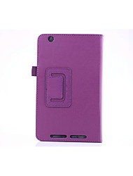Original Lichi Leather Case 8 Inches for Acer Iconia one8 B1-810 A1410 With Stand Cove