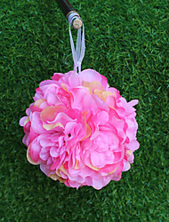 15cm Eco-friendly Material Wedding Decorations-1Piece/Set Spring Summer Fall Winter  Fabric Silk Rose Artificial Flower for Wedding Decoration