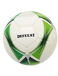 Soccers(Branco Verde,Couro Ecológico)