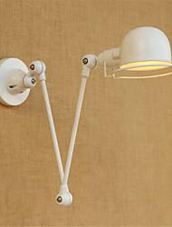 AC 110-120 AC 100-240 40 E14 Rustique Moderne/Contemporain Peintures Fonctionnalité for Ampoule incluse,Eclairage d'ambiance Applique