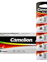 Camelion AG4 монета ячейки кнопки щелочные батареи 1.5В 100 пакет