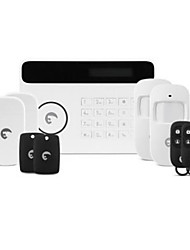 eTIGER S4 - C GSM PSTN Home Security Alarm System