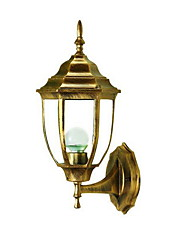 European Modern Courtyard Retro Wall Lamp