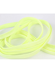 Luminous Shoelaces with Casual Shoes Fluorescent Light White Men And Women