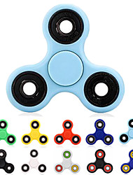 Fidget Spinner Relieve Your Stress Anxiety ADHD for Adults / Children - Blue & Yellow