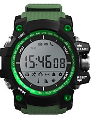 yyxr05 bracelet brace smart smart / montre intelligente / activité trackerlong veille / podomètres / réveil / suivi à distance