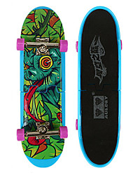 Mini Skateboards & Bikes Leisure Hobby Skate ABS Plastic Navy For Boys For Girls