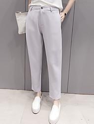 Harem pants suit pants female feet 2017 spring new Korean version of loose trousers casual pants wild