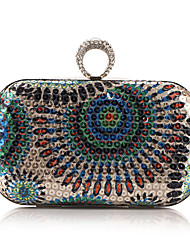 Women Glitter Formal Event/Party Wedding Evening Bag Handbags Clutch