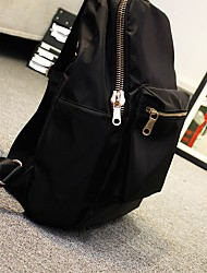 Women Oxford Cloth Casual Backpack