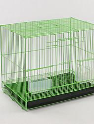 Кролики Клетки Водонепроницаемость Металл Зеленый