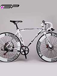 Road Bike / Comfort Bike / Mountain Bike Cycling 14 Speed 26 Inch/700CC 70mm Men's / Women's / Unisex SHIMANO A050 Double Disc Brake