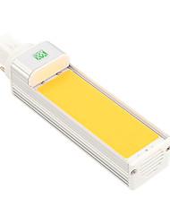 9W G24 Lâmpadas Espiga 1 COB 800-900 lm Branco Quente Branco Frio Decorativa AC 85-265 V 1 pç