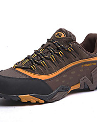 Athletic Shoes Spring Summer Fall Winter Comfort Cowhide Outdoor Athletic Casual Work & Safety Blue Coffee Hiking