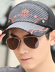 Spring And Summer Leisure Outdoor Quick-drying Anti-UV Printing Net Climbing Tourism Baseball Hat