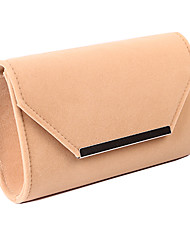 Women Suede Formal Event/Party Wedding Shoulder Bag Clutch Handbag