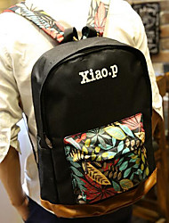 Men Oxford Cloth Casual Backpack