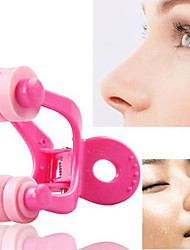 Best Quality Fashion Nose Up Shaping Shaper Lifting Bridge Straightening Beauty Nose Clip Face Fitness Facial Clipper Corrector(1PCS)