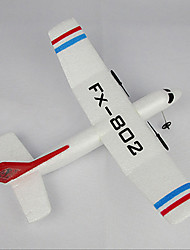 Glider RC RC Airplane White Some Assembly Required Remote Controller/Transmmitter USB Cable User Manual Aircraft