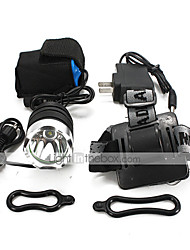 U'King Headlamps LED 2000 Lumens 3 Mode Cree XM-L T6 Yes Easy Carrying High Power Multifunction for Camping/Hiking/Caving Everyday Use